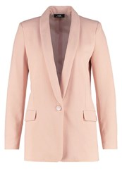 Wallis Blazer Blush Rose