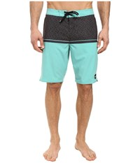 O'neill Hyperfreak Algarve Boardshorts Aqua Men's Swimwear Blue
