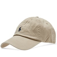 Polo Ralph Lauren Classic Baseball Cap Brown