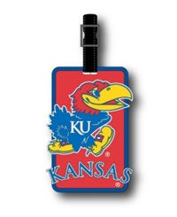 Aminco Kansas Jayhawks Soft Bag Tag Team Color