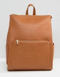 French Connection Backpack Tan