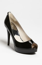 Women's Michael Michael Kors 'York' Platform Black