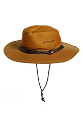 Filson Men's Tin Cloth Bush Hat