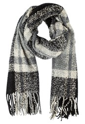 Only Onljanet Scarf Light Grey Melange
