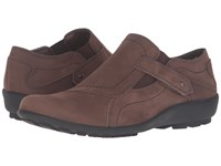 Walking Cradles Hardy Earth Roughout Women's Shoes Brown
