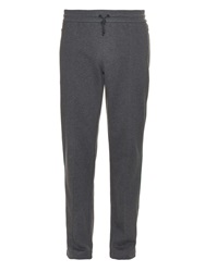 Gucci Side Stripe Cotton Jersey Track Pants