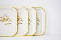 Midcentury Serving Tray Par Thewhitepepper Sur Etsy
