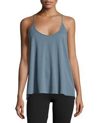 Skin Racerback Camisole Mineral Blue