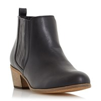 Linea Padrina Ankle Boots Black