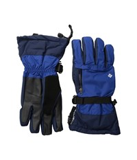 Columbia Bugaboo Interchange Glove Marine Blue Collegiate Navy Extreme Cold Weather Gloves