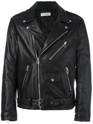 Faith Connexion Biker Jacket Black