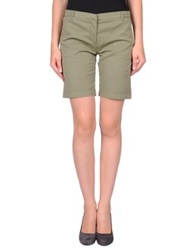 Douuod Bermudas Military Green