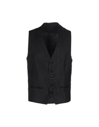 Gai Mattiolo Vests Black