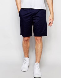 Ted Baker Shorts With Tonal Polka Dot In Slim Fit 14 Blue