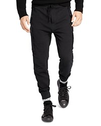 Polo Ralph Lauren Cotton Knit Cargo Pants Polo Black