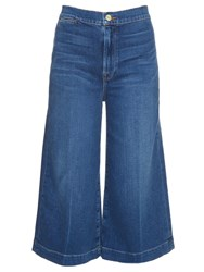 Frame Denim Le Culotte High Waisted Jeans