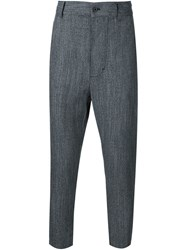 Chapter Tapered Trousers Black