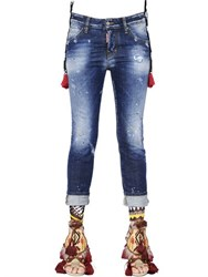Dsquared Cool Girl Cotton Denim Jeans