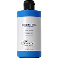 Baxter Of California Men's Herbal Mint Toner No Color