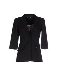 Philipp Plein Couture Suits And Jackets Blazers Women Black