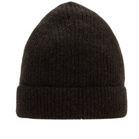 A.P.C. Stig Wool Beanie Brown