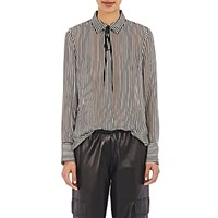 R R Studio Women's Striped Shirt Black White No Color Black White No Color