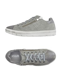 Khrio' Footwear Low Tops And Trainers Women Light Grey