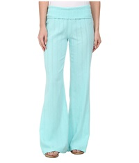 Volcom Oh Ya Mama Pant Coastal Blue Women's Casual Pants
