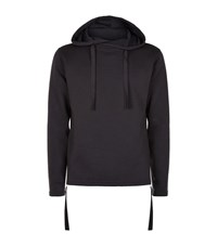 Blood Brother Side Zip Sweatshirt Male Dark Grey