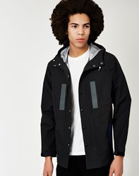 Poler 3L Duck Jacket Black
