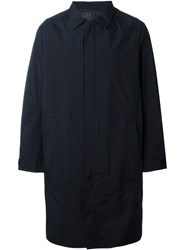 White Mountaineering Concealed Fastening Parka Black