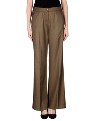 Caractere Trousers Casual Trousers Women Khaki