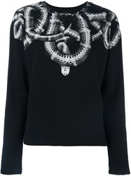 Marcelo Burlon County Of Milan 'Zunilda' Sweatshirt Black