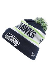 Men's New Era Cap 'Biggest Fan Redux Seahawks' Beanie
