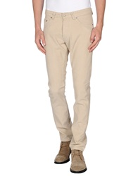 Officine Generale Casual Pants Beige