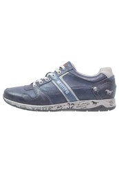 Mustang Trainers Navy Blue