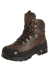 Jack Wolfskin Deviator Texapore Walking Boots Dark Brown