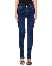 Ekle' Denim Denim Trousers Women