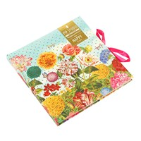 Pip Studio Wild Flowerland Diary With Ribbon Lock