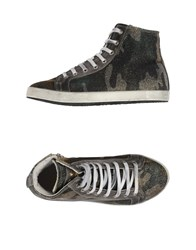 Happiness Footwear High Tops And Trainers Women Grey