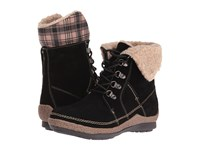 Spring Step Biel Black Women's Cold Weather Boots