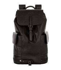 Ted Baker Avalon Luxury Lock Backpack Unisex Black