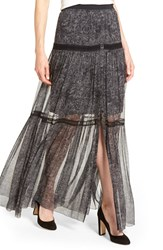 Elie Tahari Women's Arlington Silk Maxi Skirt