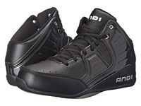 And 1 Rocket 4 Black Black Silver Men's Basketball Shoes