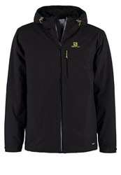 Salomon Nebula Hardshell Jacket Black