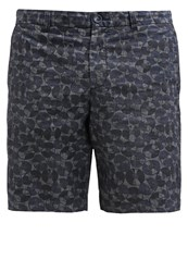 Ben Sherman Shorts Petrol Blue Anthracite
