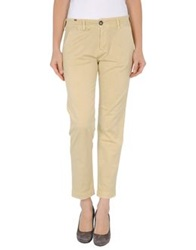 Notify Jeans Notify Casual Pants Beige