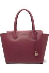 Michael Michael Kors Mercer Large Textured Leather Tote