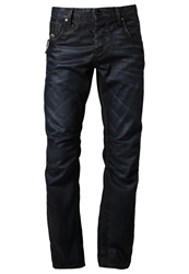Jack And Jones Jack And Jones Boxy Powel Relaxed Fit Jeans Medium Blue Denim
