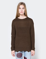Farrow Eugene Sweater Olive
